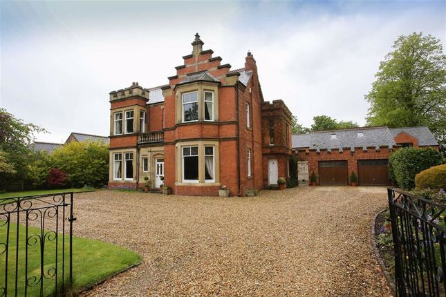 Thumbnail Detached house for sale in Plains Road, Wetheral, Carlisle