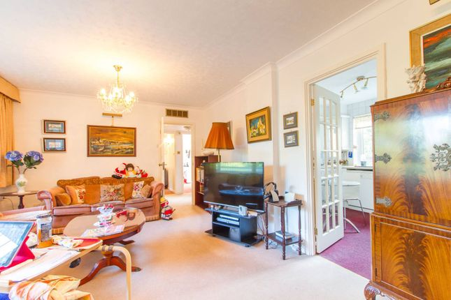 Thumbnail Flat for sale in Cranmer Court, Wickliffe Avenue, Church End