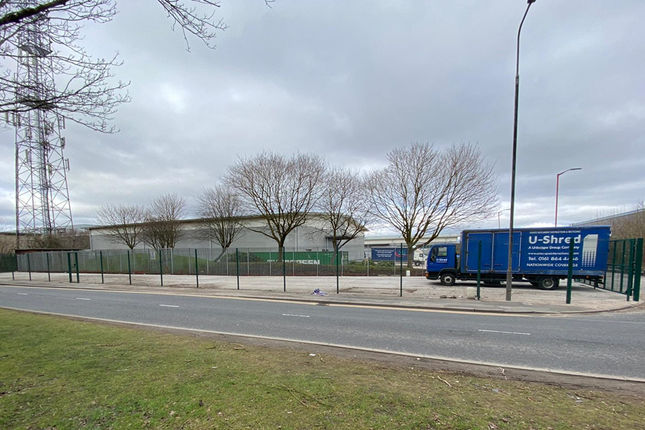 Thumbnail Land to let in Corner Of Westinghouse Road / Praed Road, Trafford Park