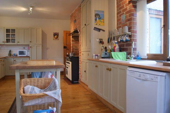Kitchen of Ollerton Road, Little Carlton, Newark NG23
