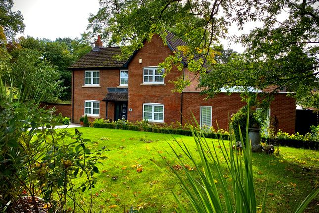 Thumbnail Detached house for sale in Cumwhinton Drive, Parkland Village, Carlisle