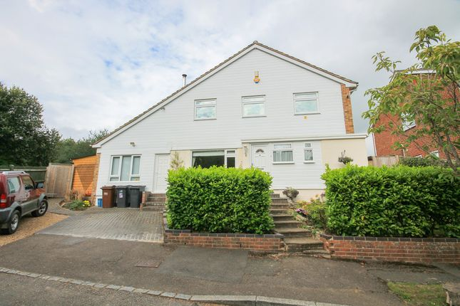 Thumbnail Detached house for sale in Riverside, Forest Row