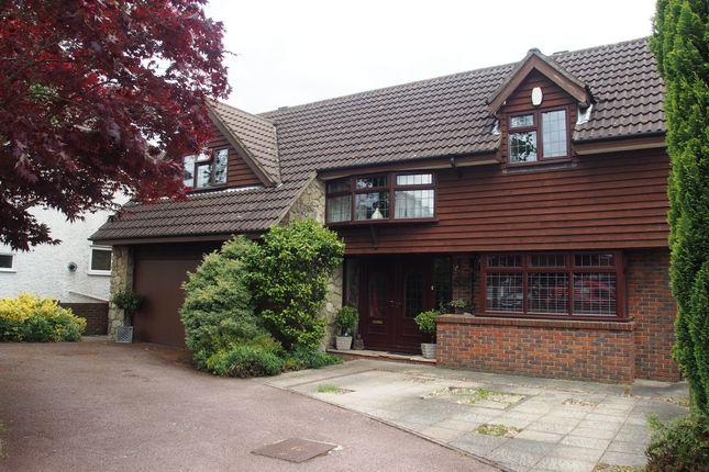 Thumbnail Detached house for sale in Springvale, Rainham