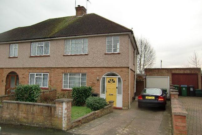 Thumbnail Semi-detached house for sale in Crown Rise, Garston, Watford
