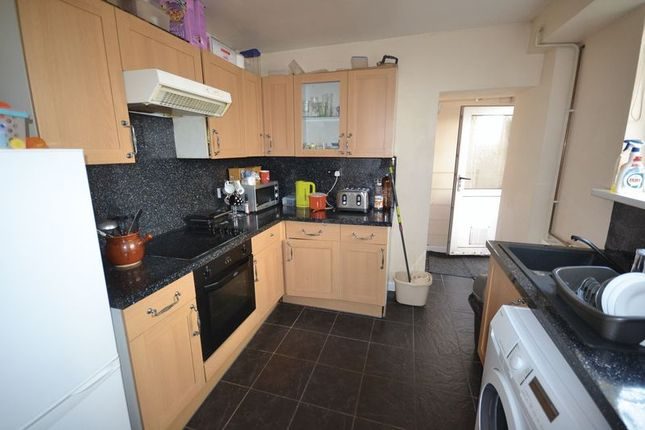 Thumbnail Property to rent in Kingsland Terrace, Treforest, Pontypridd