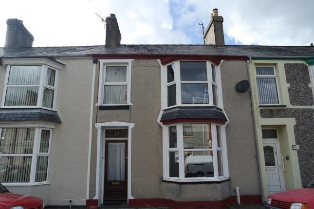 Thumbnail Terraced house for sale in East Avenue, Porthmadog, Gwynedd