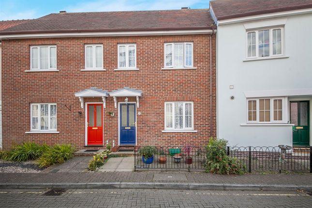 Thumbnail Terraced house for sale in Gate Street Mews, Maldon