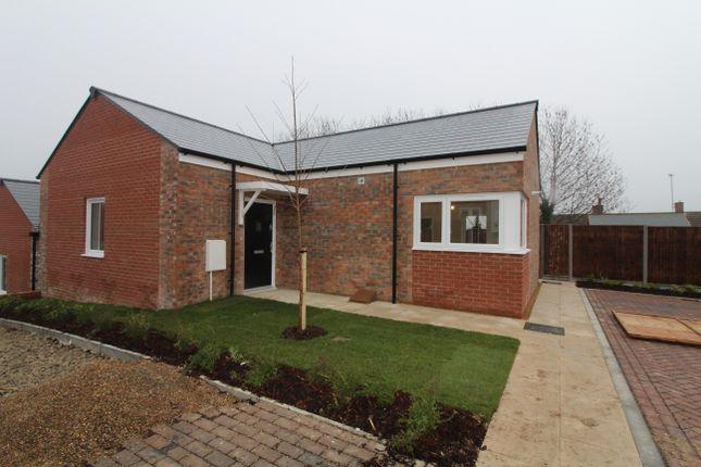 Semi-detached bungalow for sale in Forum Close, Great Blakenham, Ipswich