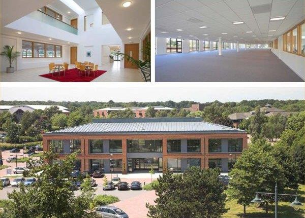 Thumbnail Office to let in First Floor Suite, 42 Kings Hill Avenue, Kings Hill, West Malling, Kent