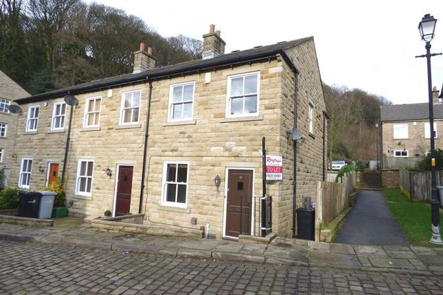 Thumbnail Terraced house to rent in Queen Street, Bollington, Macclesfield
