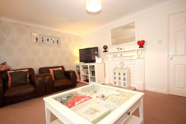 Semi-detached house for sale in Berryfields, Cheddington, Leighton Buzzard