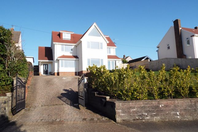 Thumbnail Detached house for sale in 11 Cambridge Close, Langland, Swansea