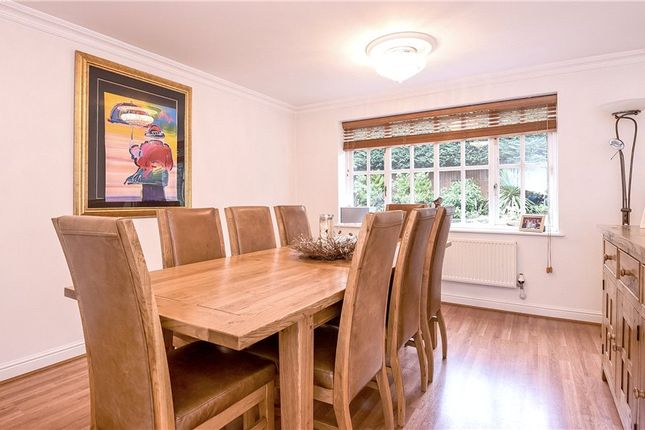 Dining Room of The Mallards, Frimley, Camberley GU16