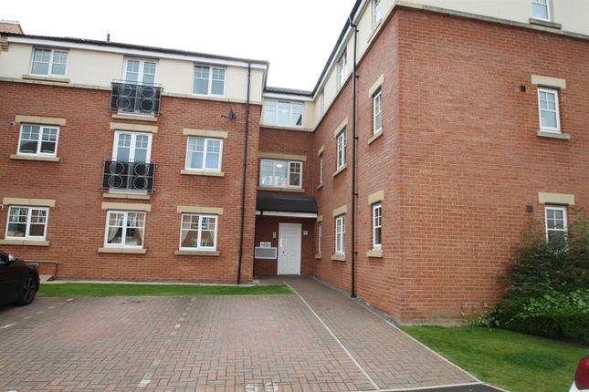 Thumbnail Flat to rent in Sanderson Villas, Gateshead