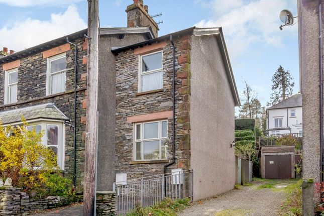Thumbnail Terraced house for sale in Thornthwaite Road, Windermere, Cumbria
