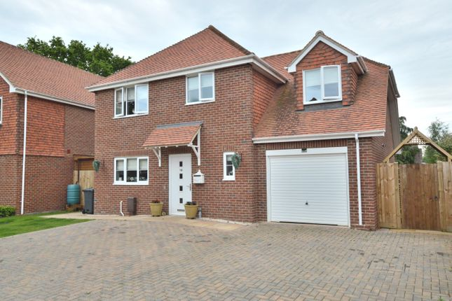 Thumbnail Detached house for sale in Wedgewood Way, Waterlooville
