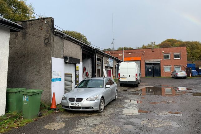 Thumbnail Industrial for sale in Strathcona Drive, Glasgow