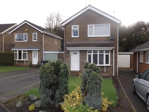 Thumbnail Detached house for sale in Bilsdale Grove, Knaresbororough, .