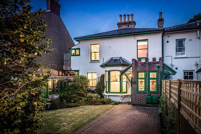 Thumbnail Semi-detached house for sale in Elm Road, New Malden