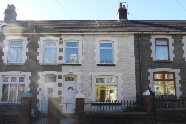 Thumbnail Terraced house to rent in Glanville Terrace, Maerdy, Ferndale