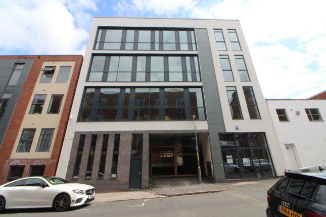 Thumbnail Office to let in Media Works, 87 Carver Street, Jewellery Quarter, Birmingham, West Midlands