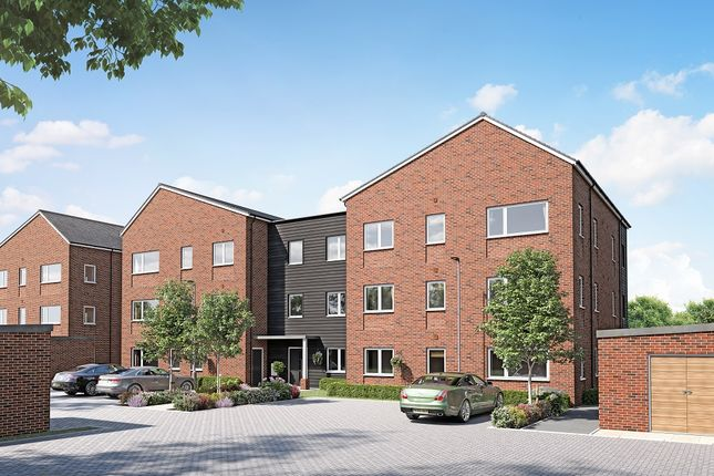 "1 bed flat for sale in ""Pearmain House"" at Bessemer Road, Welwyn Garden City, Hertfordshire AL7 1Et, Welwyn Garden City,"