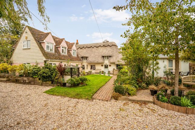 Thumbnail Property for sale in Bambers Green, Takeley, Bishop's Stortford