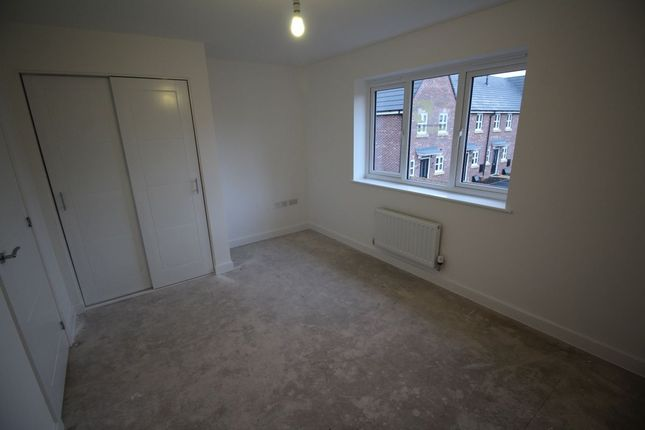 Thumbnail Terraced house for sale in Britten Crescent, Moulton, Northwich