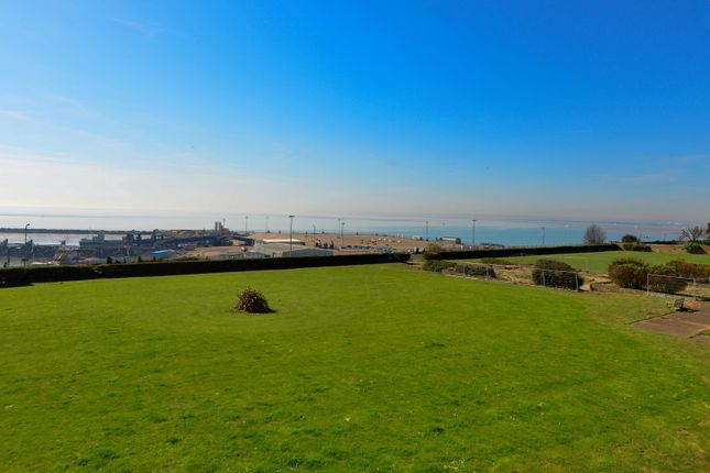 Thumbnail Terraced house for sale in Royal Crescent, St. Augustines Road, Ramsgate