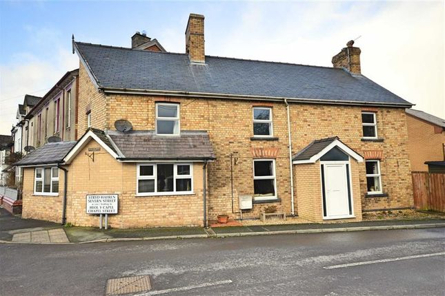 Thumbnail Terraced house for sale in Bridgend House, Bridge Street, Bridge Street, Caersws, Powys