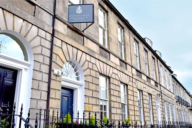 Thumbnail Office to let in Albany Street, Edinburgh
