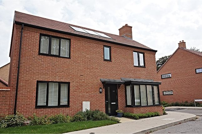 Thumbnail Detached house for sale in Hawley Drive, West Malling