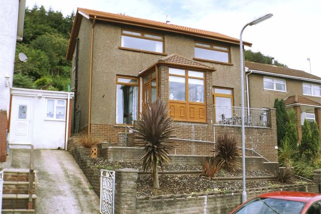 Thumbnail Detached house for sale in Broomhill, Pen Y Cae, Port Talbot, West Glamorgan