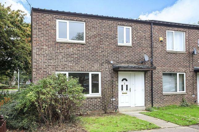 Thumbnail Semi-detached house to rent in Quinton Garth, Ravensthorpe, Peterborough