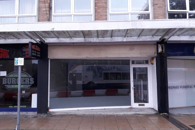 Thumbnail Retail premises to let in 12 Market Parade, Havant, Havant