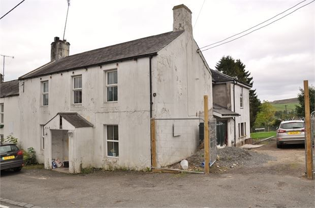 Thumbnail Semi-detached house for sale in Fox Cottage, West Woodburn