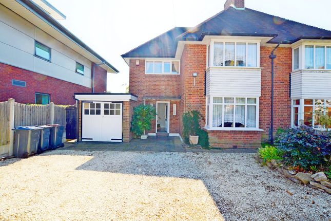 Thumbnail Semi-detached house for sale in Reservoir Road, Erdington, Birmingham