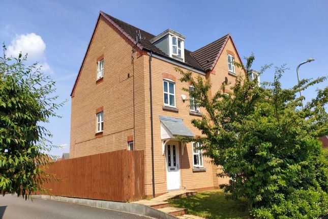 Thumbnail Terraced house for sale in Sheppard Street, Brymbo, Wrexham