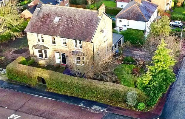 Thumbnail Semi-detached house for sale in Elm Avenue, Whickham