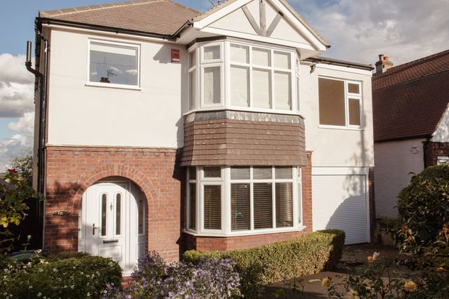 Thumbnail Detached house to rent in Dukes Avenue, Theydon Bois, Epping