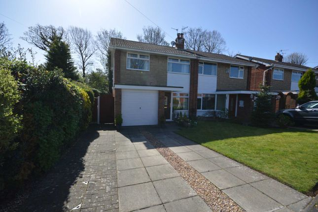 Thumbnail Semi-detached house for sale in Inley Road, Spital, Wirral