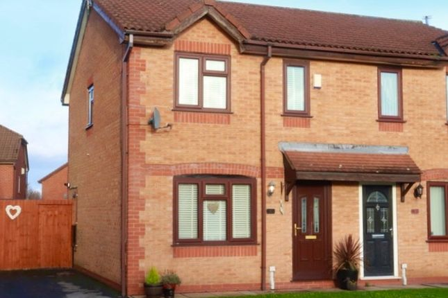 Thumbnail Semi-detached house for sale in Witham Close, Bootle