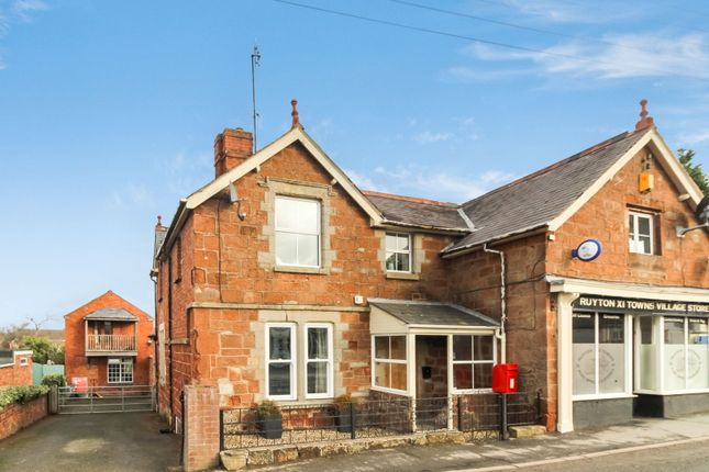 Detached house for sale in Church Street, Shrewsbury