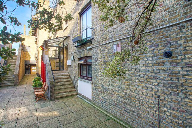 Courtyard of Seven Dials Court, 3 Shorts Gardens, London WC2H
