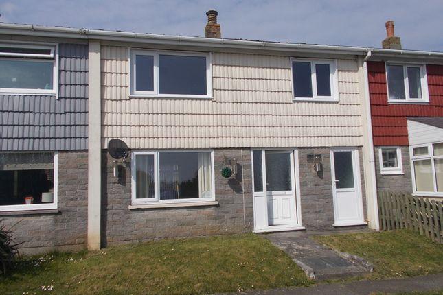 3 bed terraced house to rent in Bodgara Way, Liskeard PL14