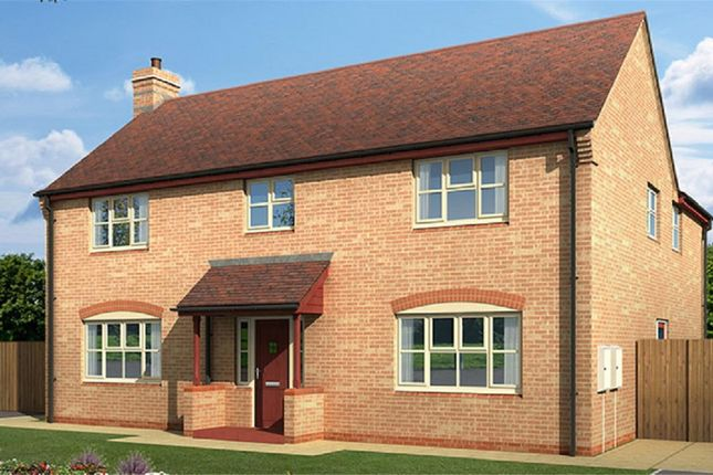Thumbnail Detached house for sale in Plot 4, The Brookethorpe, Archers Reach, Bishops Cleeve, Cheltenham