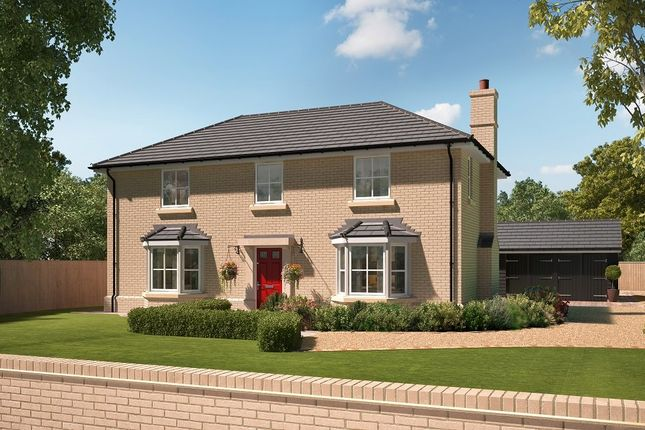 Thumbnail Detached house for sale in Old London Road, Marks Tey, Colchester
