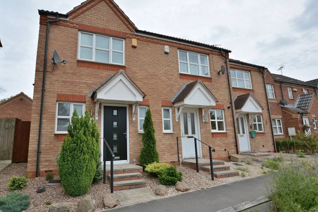 Thumbnail Town house to rent in Dunsil Road, Mansfield Woodhouse, Mansfield