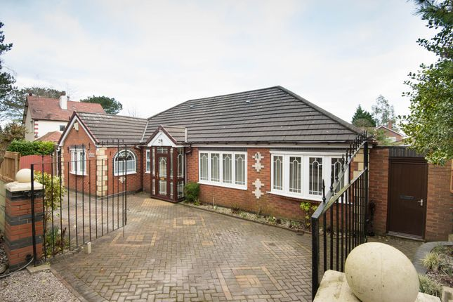 Thumbnail Detached bungalow for sale in Quarry Drive, Aughton, Ormskirk