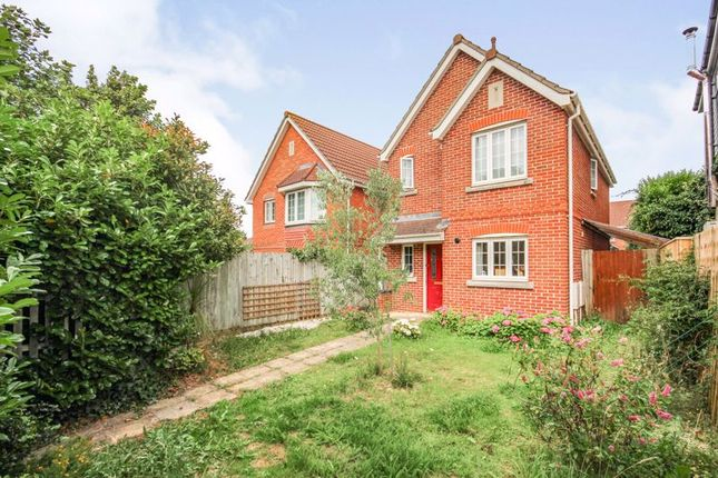 Thumbnail Detached house for sale in Rowe Gardens, Poole